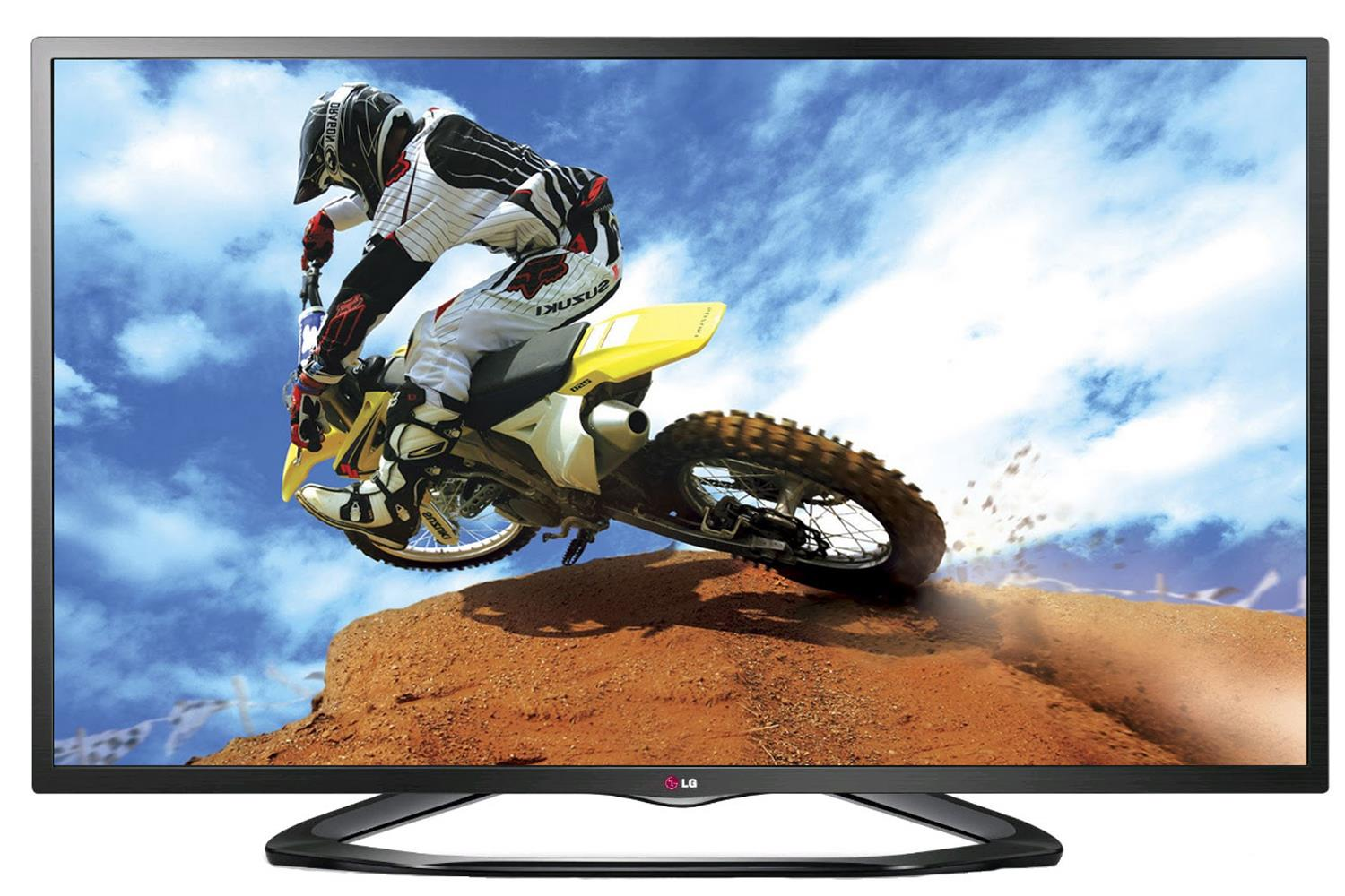 LG 47LA620V 47 Inch 3D Smart LED TV
