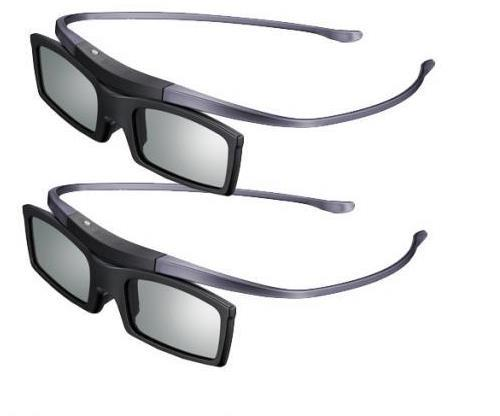 Samsung SSG-P51002 3D TV Glasses (Battery) x2 Pack
