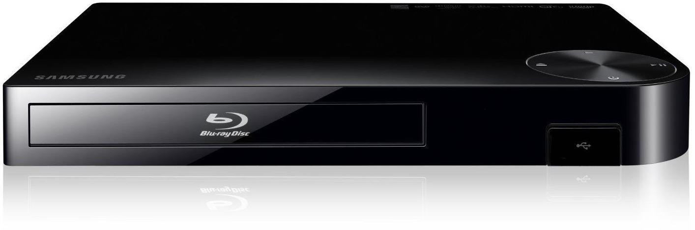 Samsung BD-F5100 Networking Blu-Ray & DVD Player