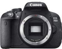 Canon EOS 700D 18 MP Digital SLR Camera (Body Only)