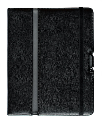 "Gemini Type-View Case for Joytab 9.7"" 10313s / 10212rev2 Handmade in Faux Leather (Black)"