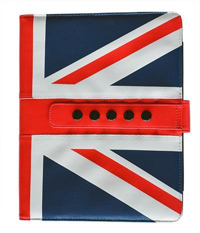 "Gemini Multi-View Case for Joytab 9.7"" 10312 / 10212 / 10313s (Union Jack Style)"