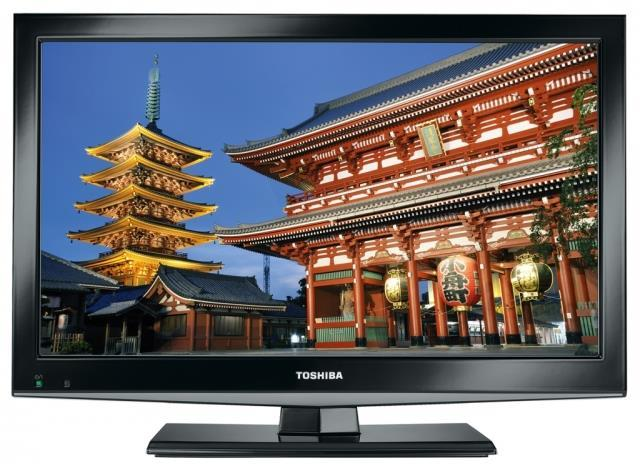 Toshiba 19DL502B2 19 Inch LED TV/DVD Combi