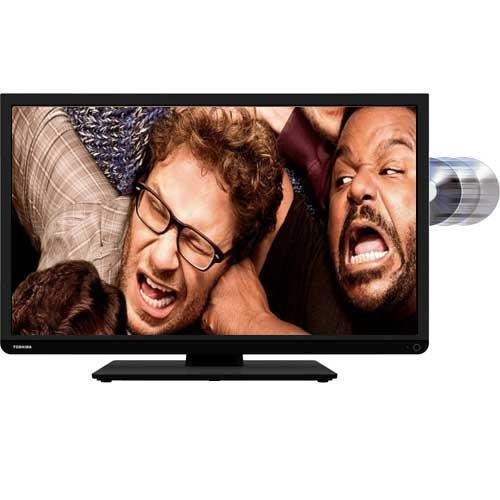 Toshiba 22D1333B 22 Inch LED TV/DVD Combi