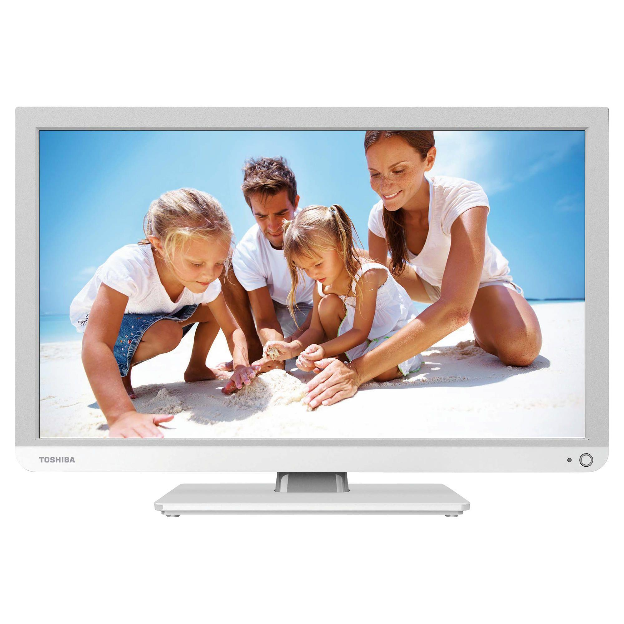 Toshiba 22D1334B 22 Inch LED TV/DVD Combi
