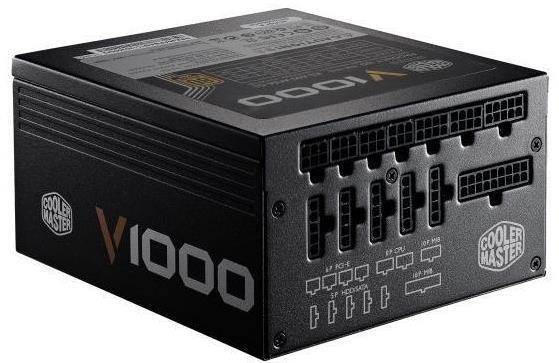 Cooler Master V Series V1000 Fully Modular PC Power Supply PSU