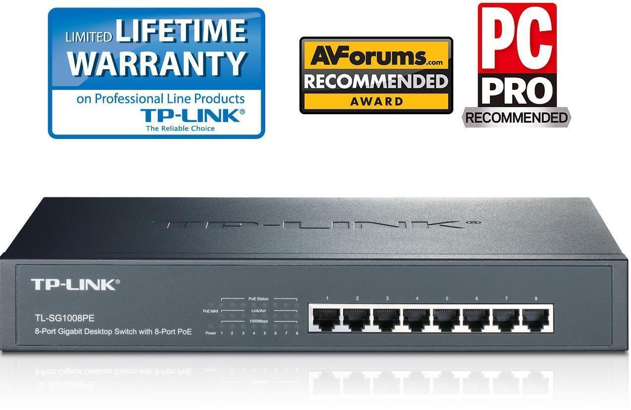 Foscam Pse15 Poe Injector Electronic Deals Uk Online Shop For Edimax Es 1008p 8 Port Fast Ethernet Switch Tp Link Tl Sg1008pe Gigabit Desktop Rackmount With