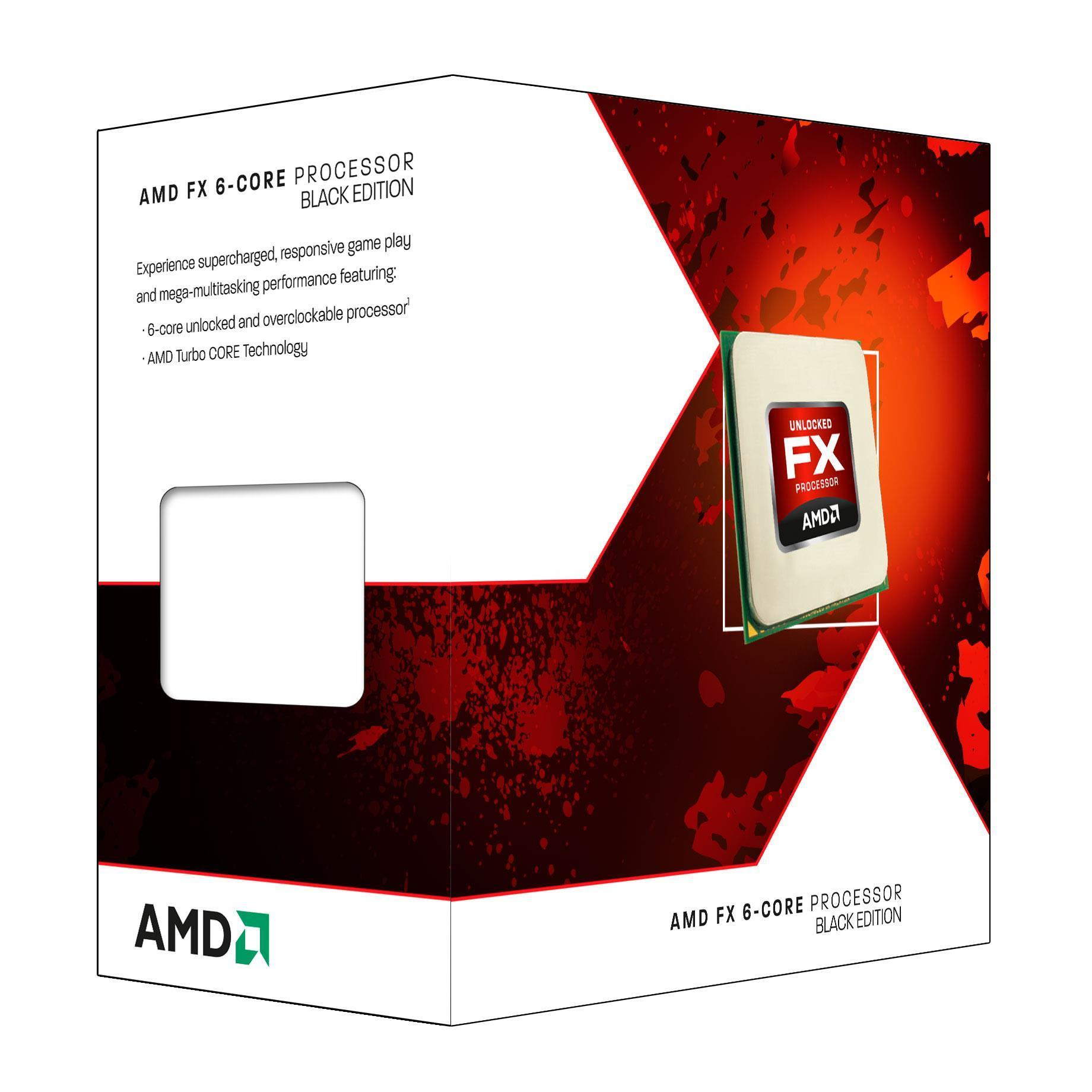 AMD FX 6350 Unlocked Six Core Processor