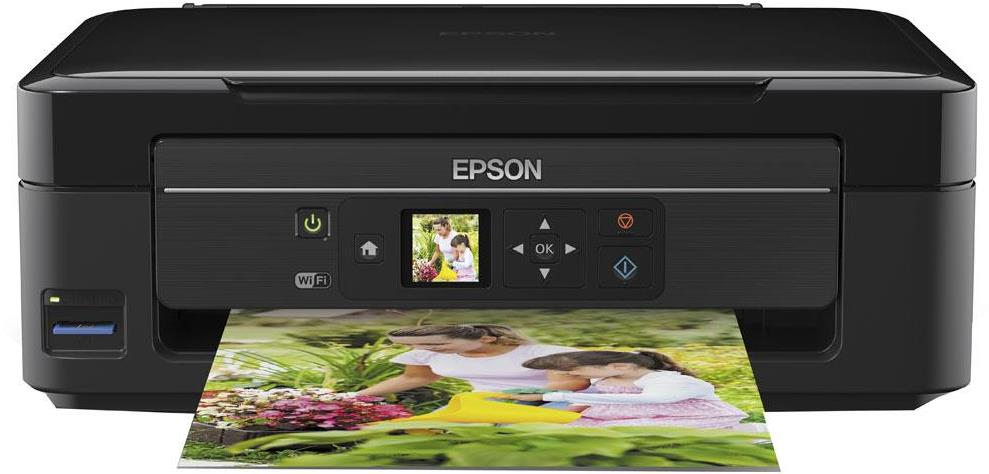 Epson Expression Home XP-312 A4 Colour Multifunction Inkjet Printer