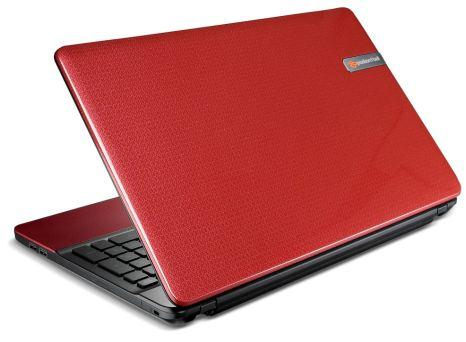 Packard Bell EasyNote TS13 Red