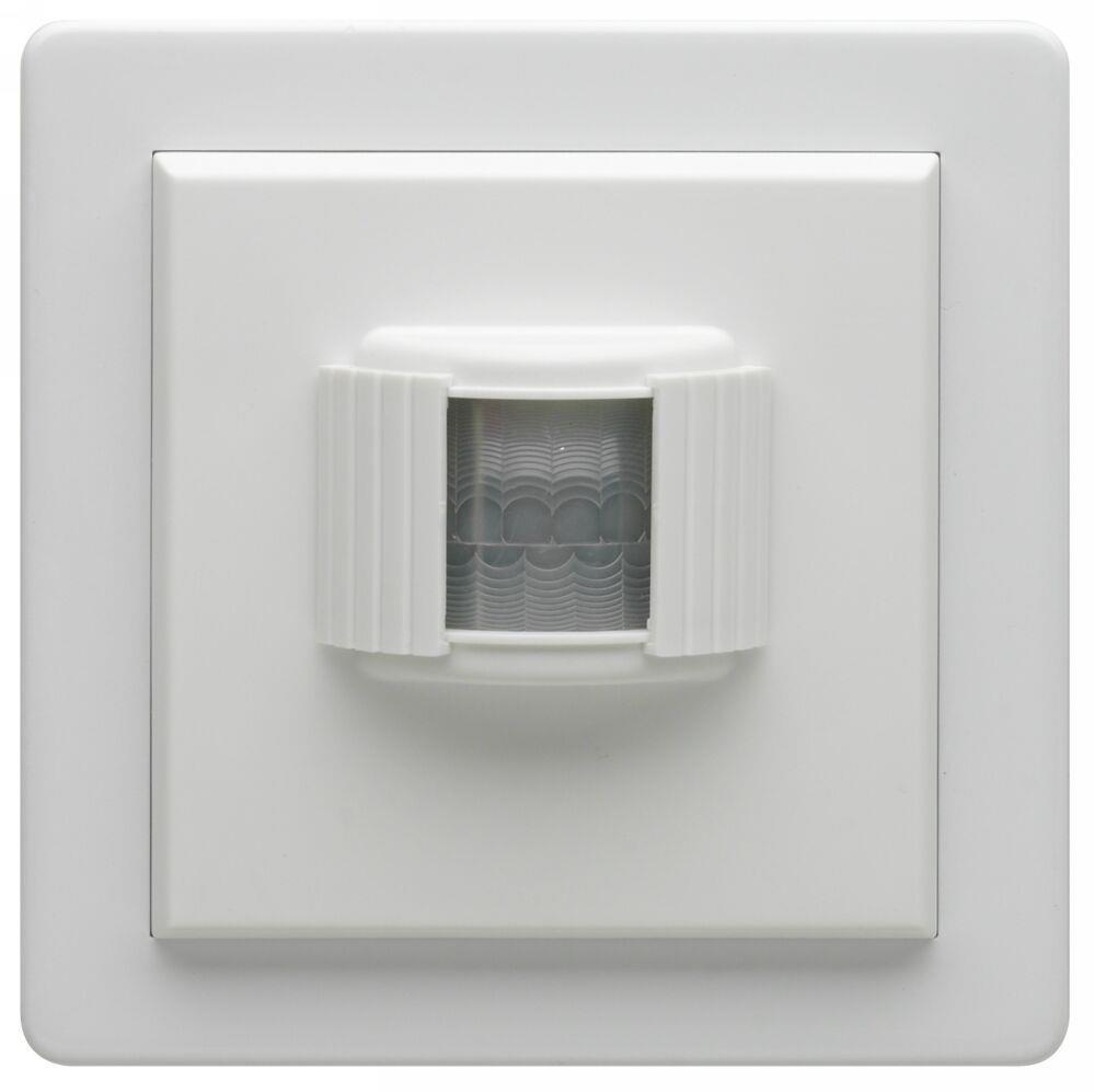 Lightwave Rf Wireless Pir Movement Detector - White