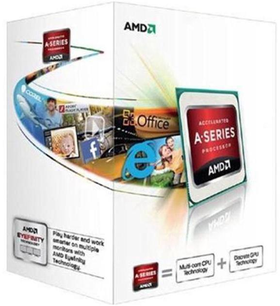 AMD A4-4000 FM2 Dual Core Processor