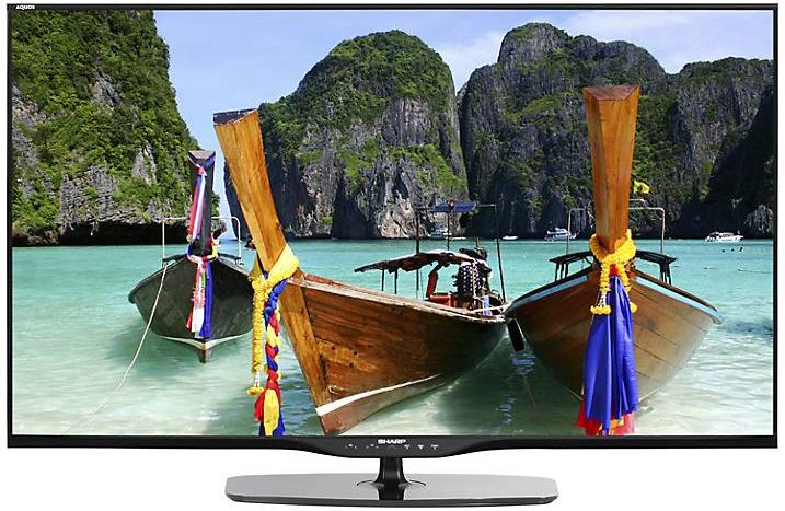 Sharp LC60LE651K 60 Inch 3D Smart LED TV