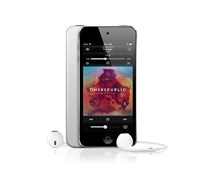 Apple iPod touch 16 GB - 5th Generation - Black & silver