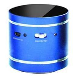 Adin B1BT 10W Vibration BT Bluetooth Speaker (Blue)