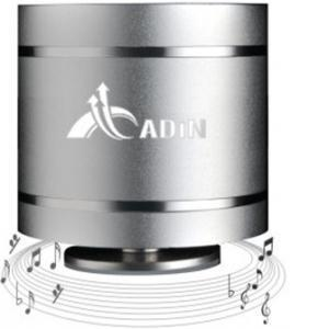 Adin Dancer3+ 5W Vibration Speaker (Silver)