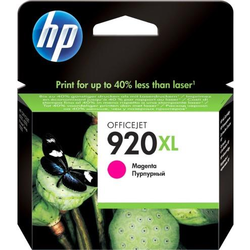 Hp Ink Magenta 920Xl