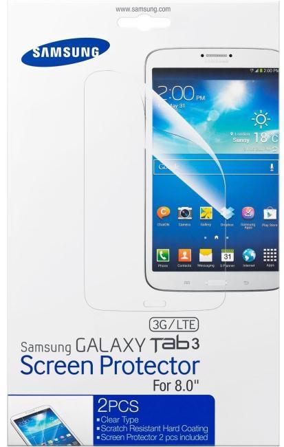 Samsung Screen Protector for Samsung Tab 3 8.0  Clear