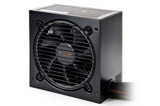 be quiet! Pure Power L8 500w Power Supply PSU with 120mm Quiet Fan