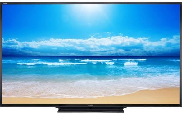 Sharp LC70LE747K 70 Inch Smart 3D LED TV