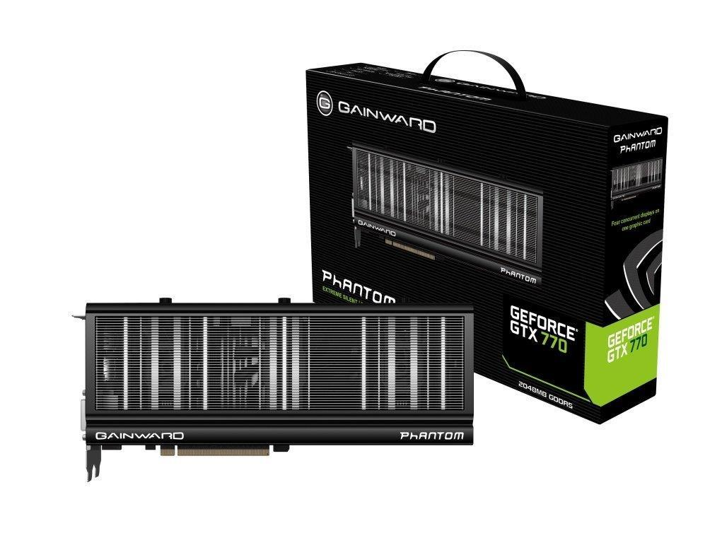 Gainward GeForce GTX 770 Phantom Video Graphics Card
