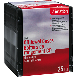 Imation 41017 Optical Disc Case