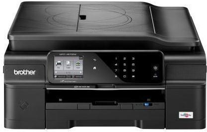 Brother A4 J870DW Colour Inkjet Multifunction Print/Copy/Scan/Fax Printer