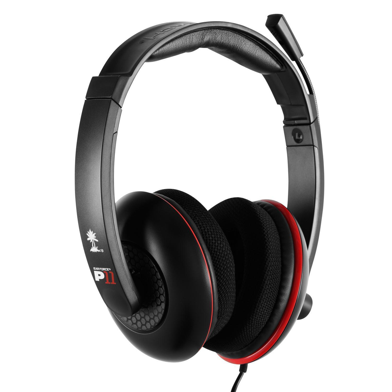 Turtle Beach Ear Force P11 Amplified Stereo Sound Gaming Headset (PS4)