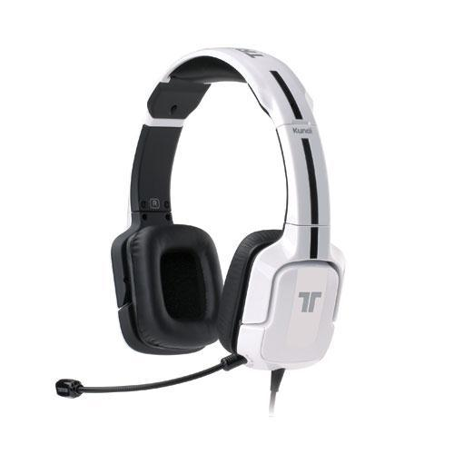 Tritton Kunai Stereo Gaming Headset for PC Mac & Mobile Devices (White)