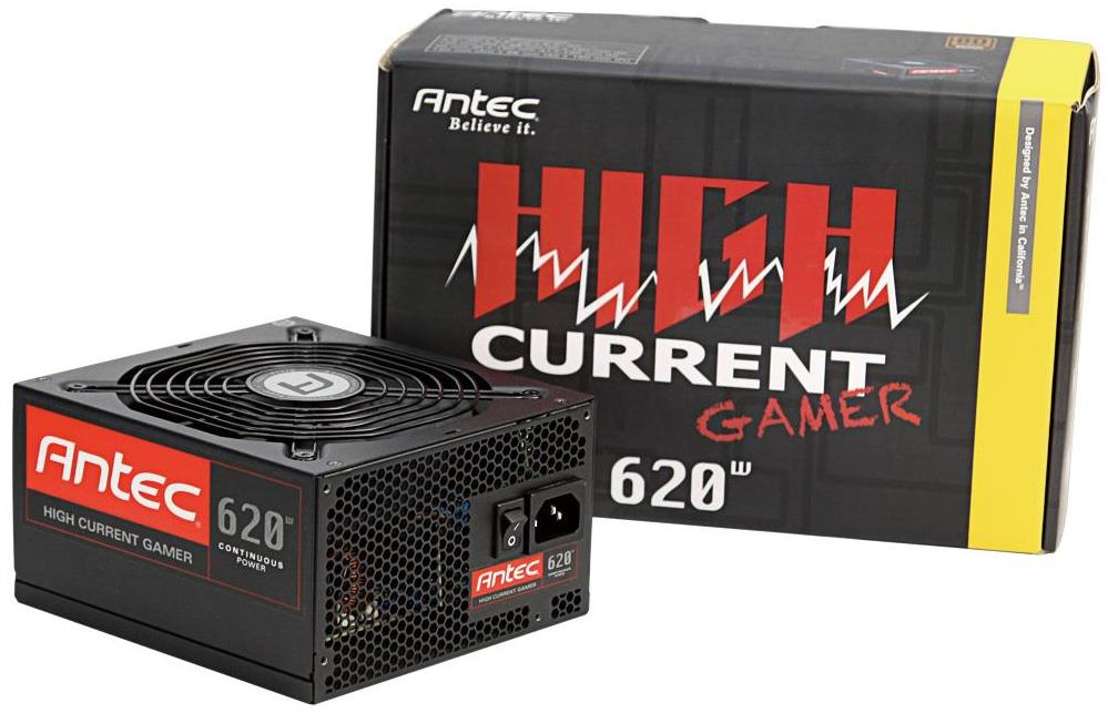 Antec HCG-620 620W High Current Gamer 80+ Bronze PSU
