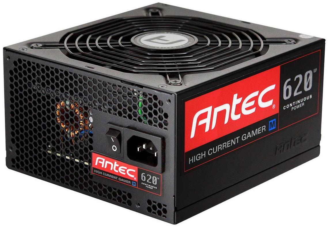 Antec HCG-620M 620W High Current Gamer PSU