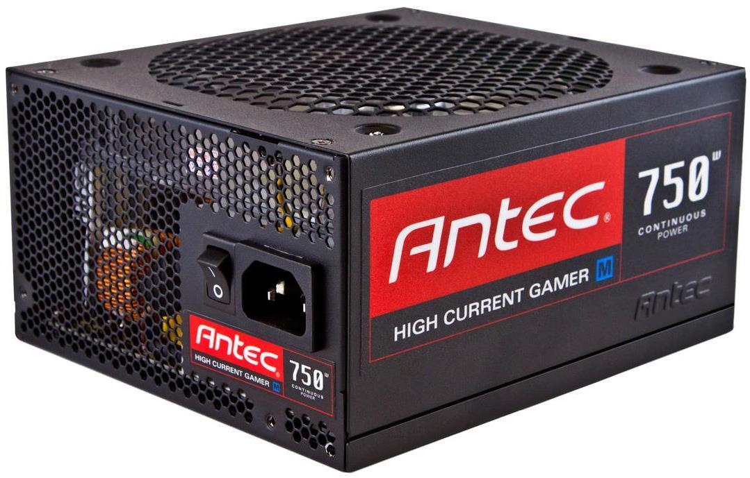 Antec High Current Gamer 750M GB 750W PSU