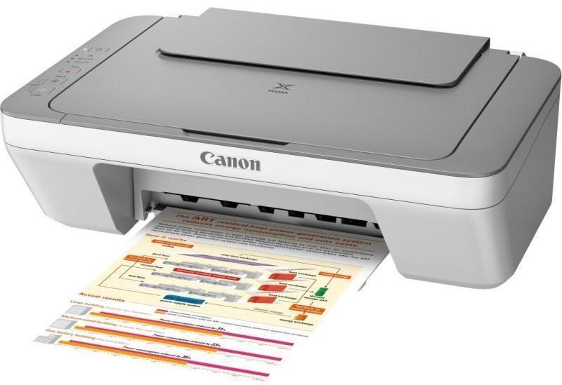 Canon Pixma MG2450 Multi-Function Inkjet Printer