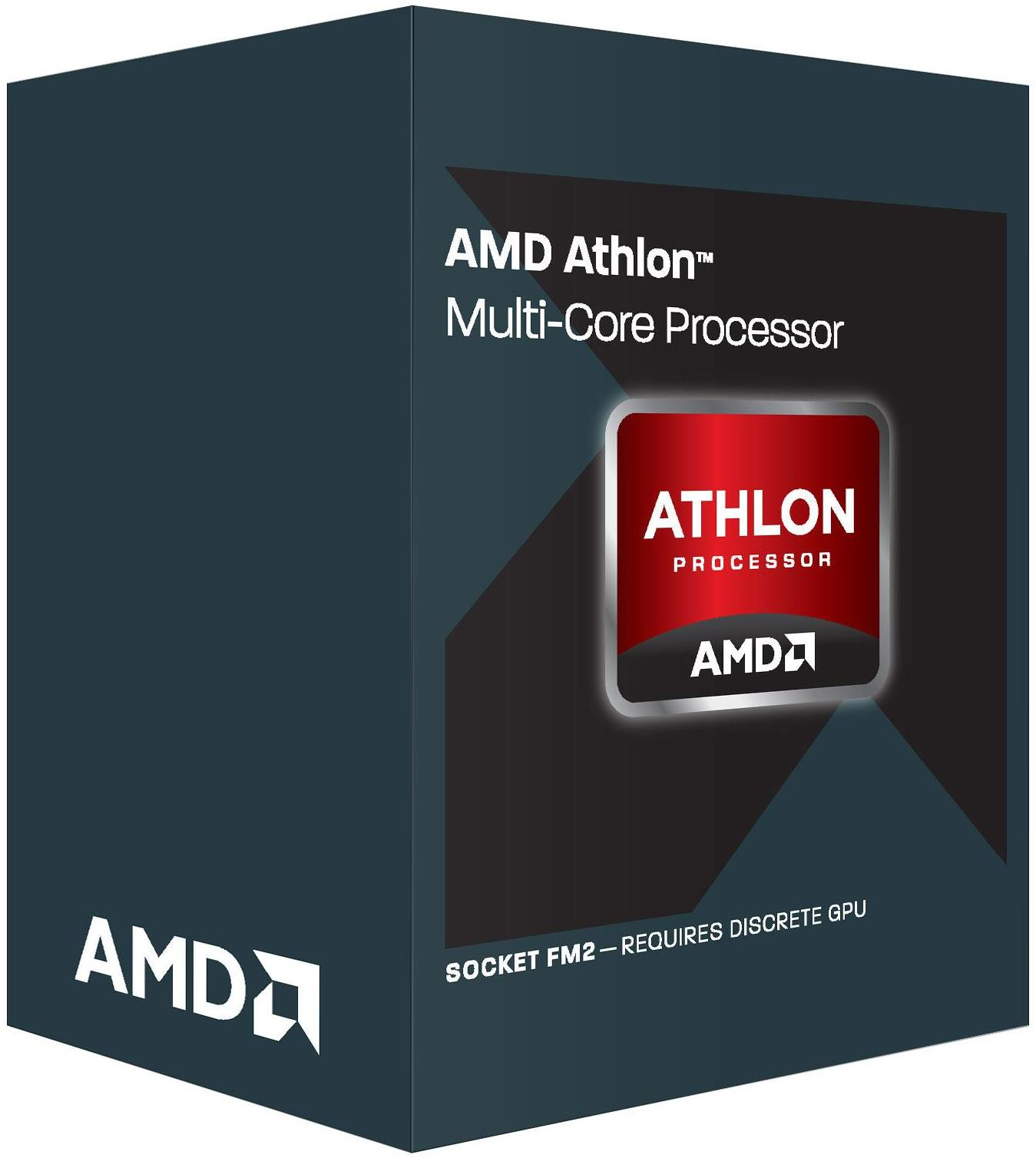 AMD Athlon X4 Black Edition Quad Core Unlocked Processor