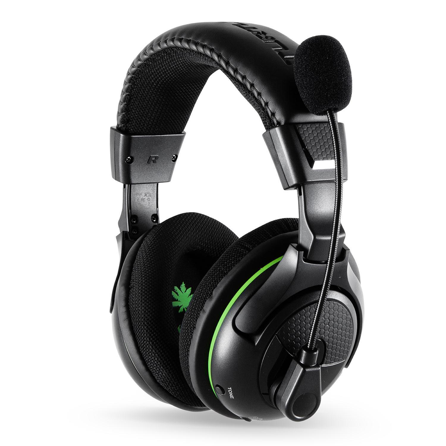 Turtle Beach Ear Force X32 Wireless Amplified Stereo Sound Headset for Xbox 360