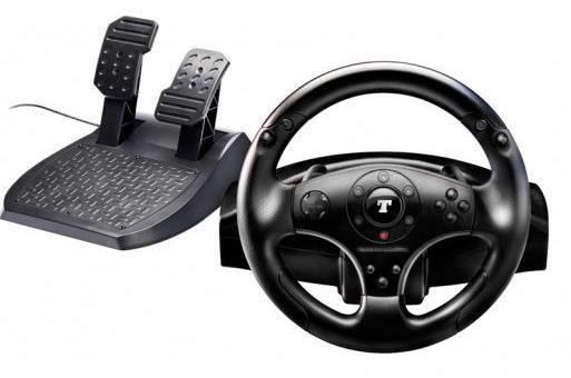 Thrustmaster T100 Force Feedback Racing Wheel (PS3 / PC)