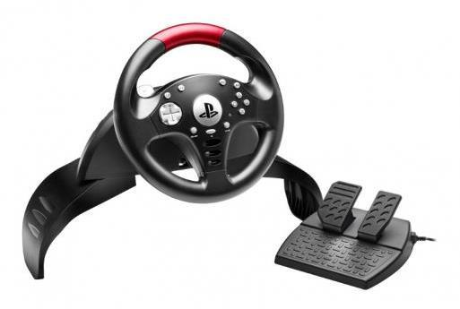 Thrustmaster T60 Racing Wheel (PS3 / PC)