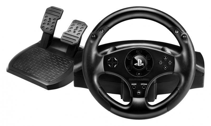 Thrustmaster T80 Racing Wheel (PS4 / PS3)