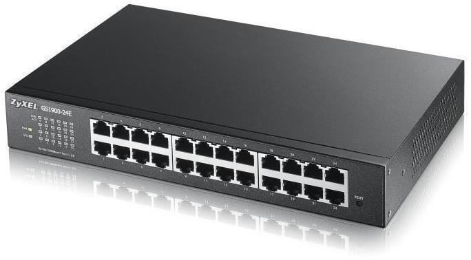 ZyXEL GS1900-24 24 Port Gigabit Manageable Ethernet Switch
