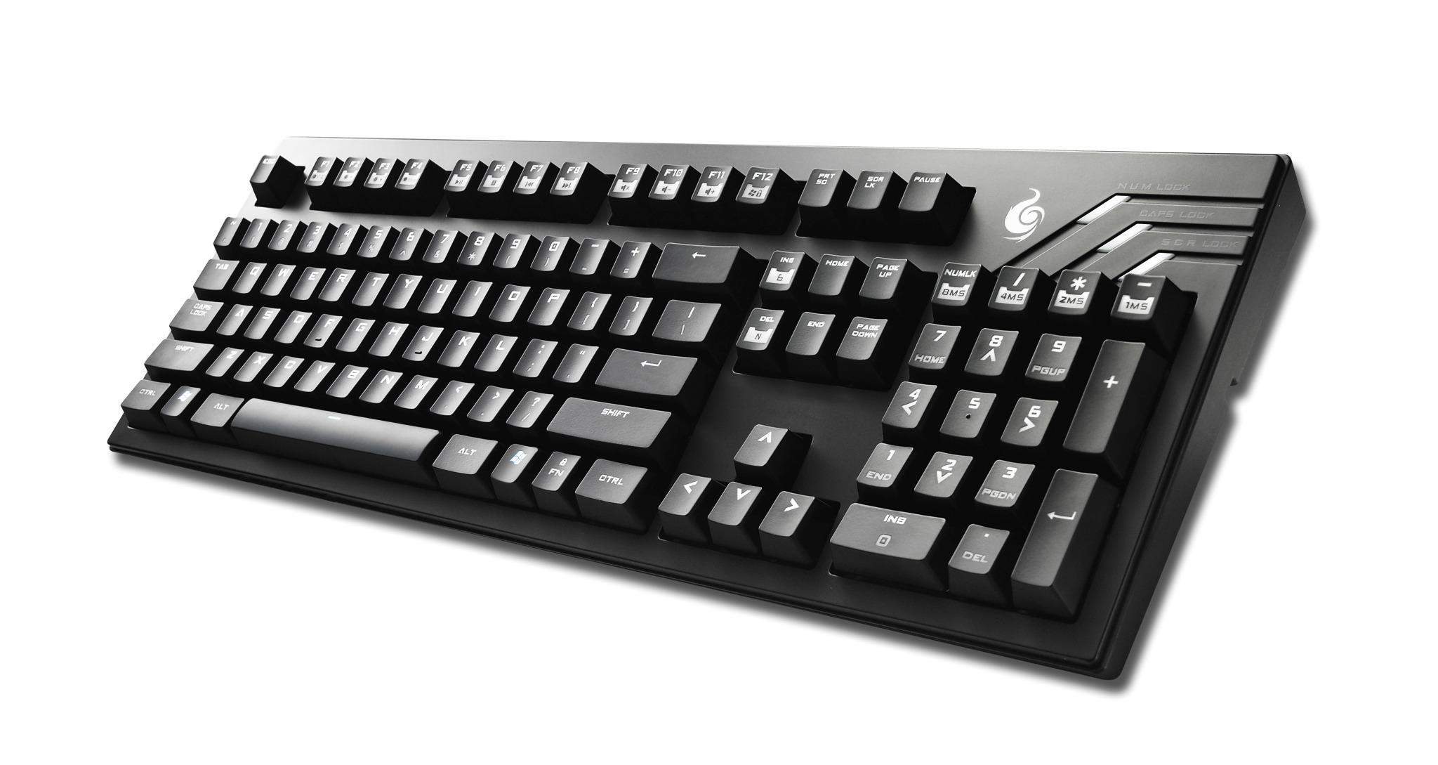 Cooler Master Quick Fire Ultimate Mechanical Gaming Keyboard Blue MX CHERRY Switches