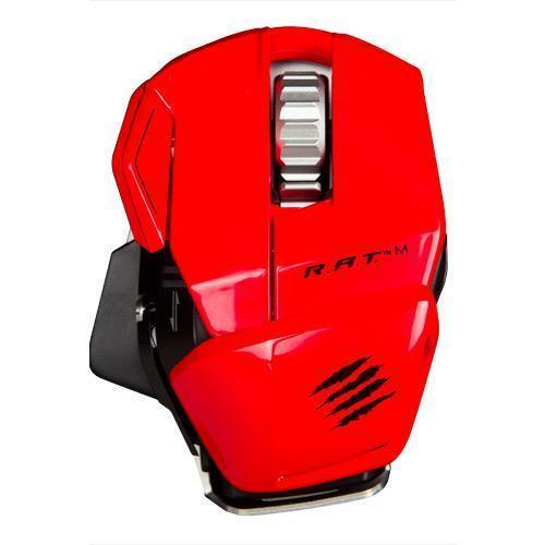 Mad Catz R.A.T. M Wireless Mouse (Red)