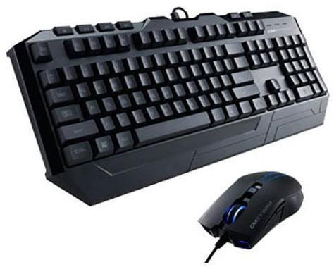 Cooler Master CM Storm Devastator Gaming Keyboard & Mouse Set Bundle