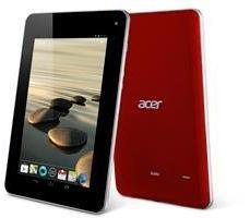 Acer Iconia B1-710 in Red