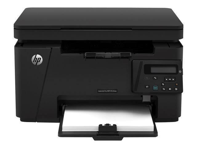 HP LaserJet Pro MFP M125nw Monor Laser Printer