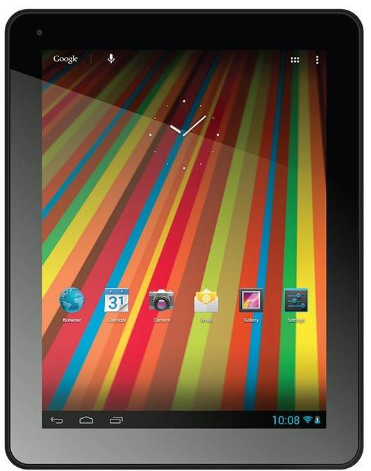 "Gemini Q97-HD 9.7"" Quad Core Retina Android Tablet"