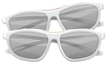 LG Dual Play Gaming Glasses