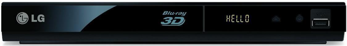 LG BP325 3D Bluray & DVD Player