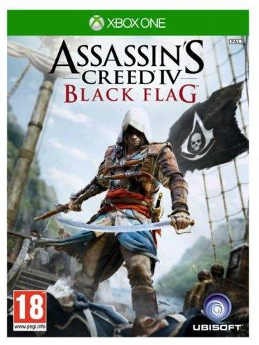 Assassins Creed 4 Black Flag (Xbox One)