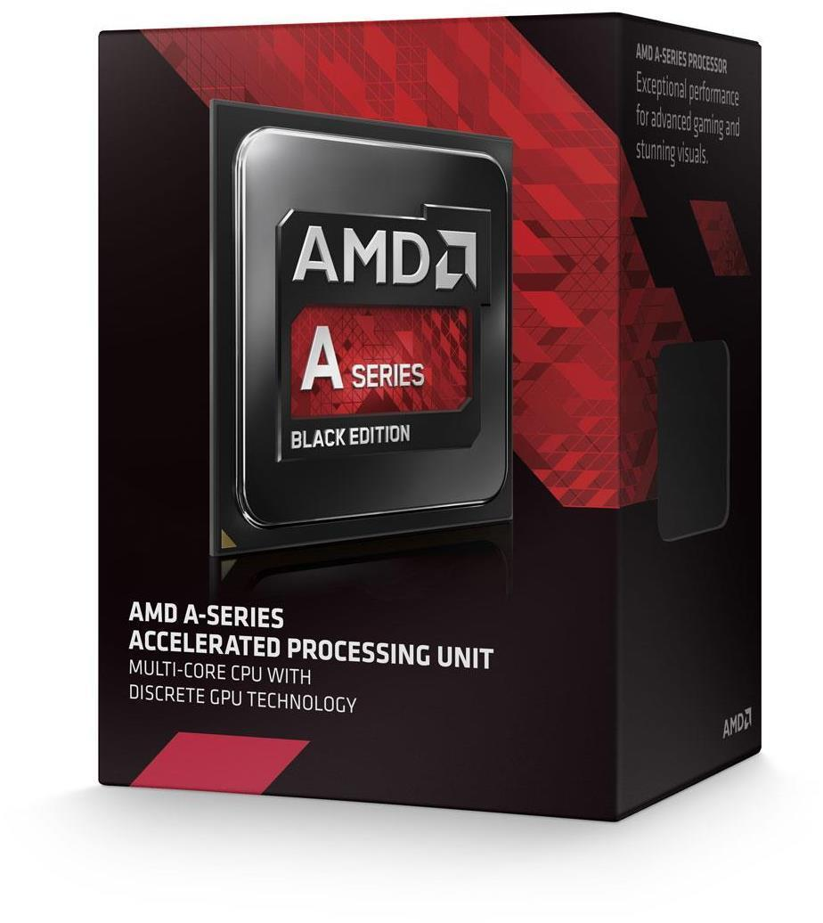 AMD A10 7700K Black Edition Quad Core CPU
