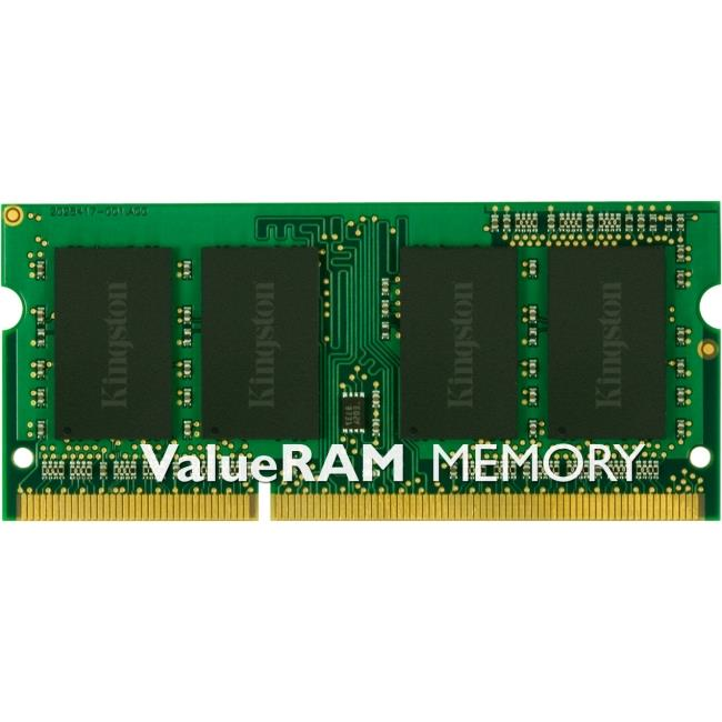Kingston ValueRAM RAM Module - 2 GB - DDR3 SDRAM